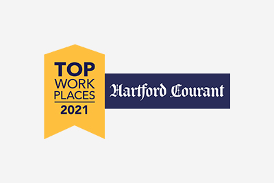 Greater Hartford Top Workplaces 2021 Awards