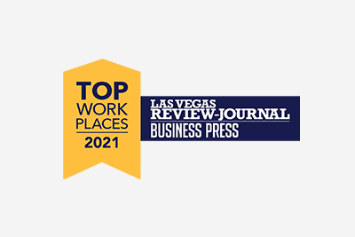 Nevada Top Workplaces 2021 Awards